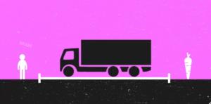 Camion carotte