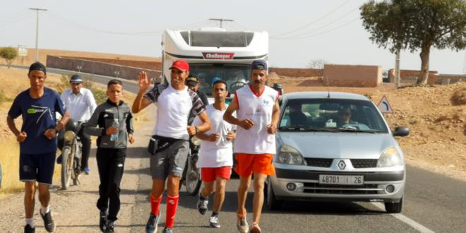 Auxerre Bzou Challenge, Abderrazak El Badaoui 1 ans après