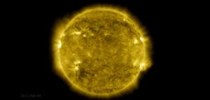 La Nasa - le soleil