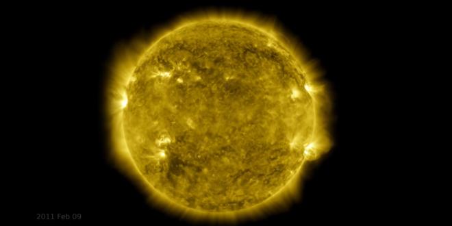 La Nasa  – le soleil