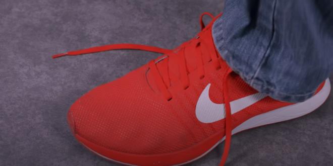 Savez-vous lacer vos chaussures ?